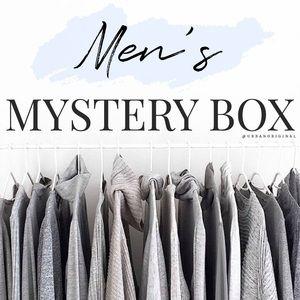 • MYSTERY BOX •